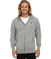 VISSLA - Ground Swell Zip Hoodie