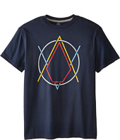 Volcom Kids - Creak In Short Sleeve Tee (Big Kids)