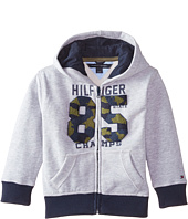 Tommy Hilfiger Kids - Camo Chenille 85 Hoodie (Toddler/Little Kids)