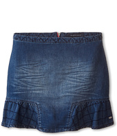 Tommy Hilfiger Kids - Patch Pocket Skirt (Big Kids)
