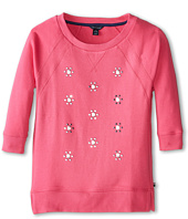 Tommy Hilfiger Kids - All Over Jewel Crew Neck (Big Kids)