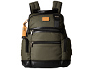 Tumi Alpha Bravo Knox Backpack (Moss)