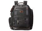 Tumi Alpha Bravo Kingsville Deluxe Brief Pack (Hickory)