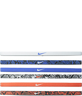 Nike - Printed Headbands Asst 6-Pack