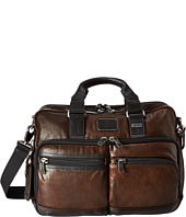 Tumi - Alpha Bravo - Andersen Leather Slim Commuter Brief