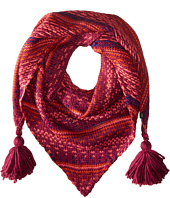 Echo Design - Float Stitch Triangle Scarf