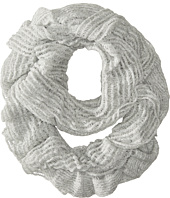 Echo Design - Heathery Ruffle Infinity Ring