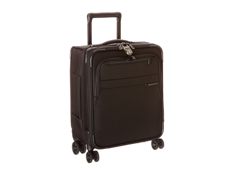 Briggs & Riley Baseline Commuter Expandable Spinner (Blac...