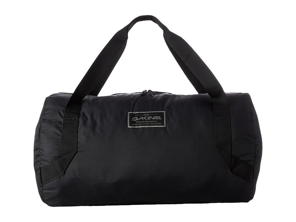 Dakine - Stashable Duffel Bag 33L (Black) Duffel Bags
