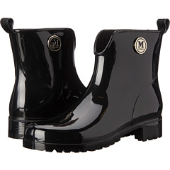 review detail M Missoni Solid Rain Boot Black