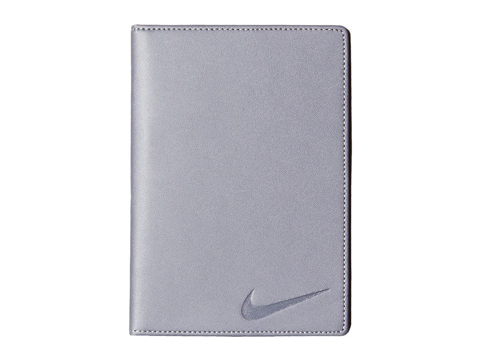 Nike - Yardage Card/Score Card Cover (Dark Grey) Bi-fold Wallet