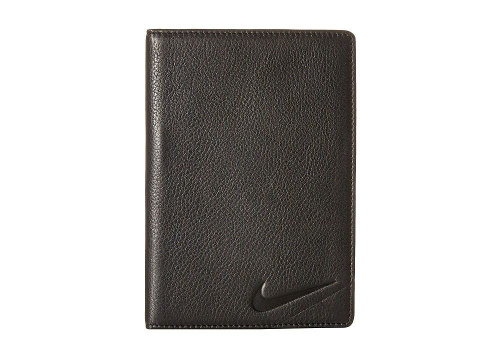 Nike - Yardage Card/Score Card Cover (Black) Bi-fold Wallet