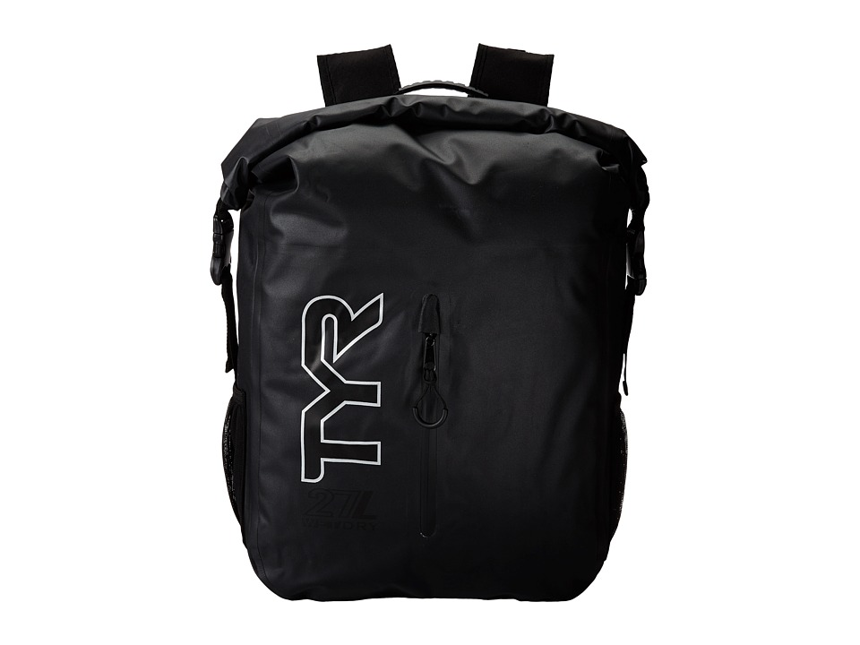 TYR - Large Utility Wet/Dry Bag (Black) Bags