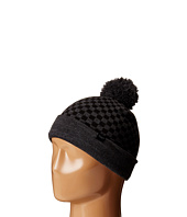 Vans - Checkerboard Pom Pom Beanie (Big Kids)