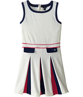 Tommy Hilfiger Kids - Color Blocked Pleated Dress (Big Kids)