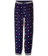 Tommy Hilfiger Kids - Rib Cuff Rayon Challis Pull On Pants (Big Kids)
