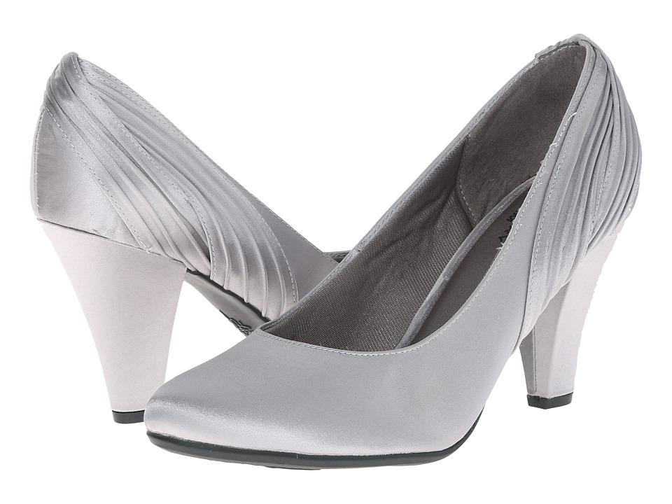 LifeStride Behold Silver High Heels