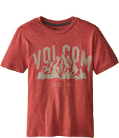 Volcom Kids - Stonith Short Sleeve Tee (Big Kids)