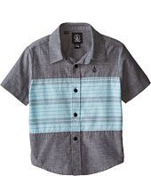 Volcom Kids - Sancho Short Sleeve (Toddler/Little Kids)