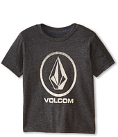 Volcom Kids - Fall Stone Short Sleeve Tee (Toddler/Little Kids)