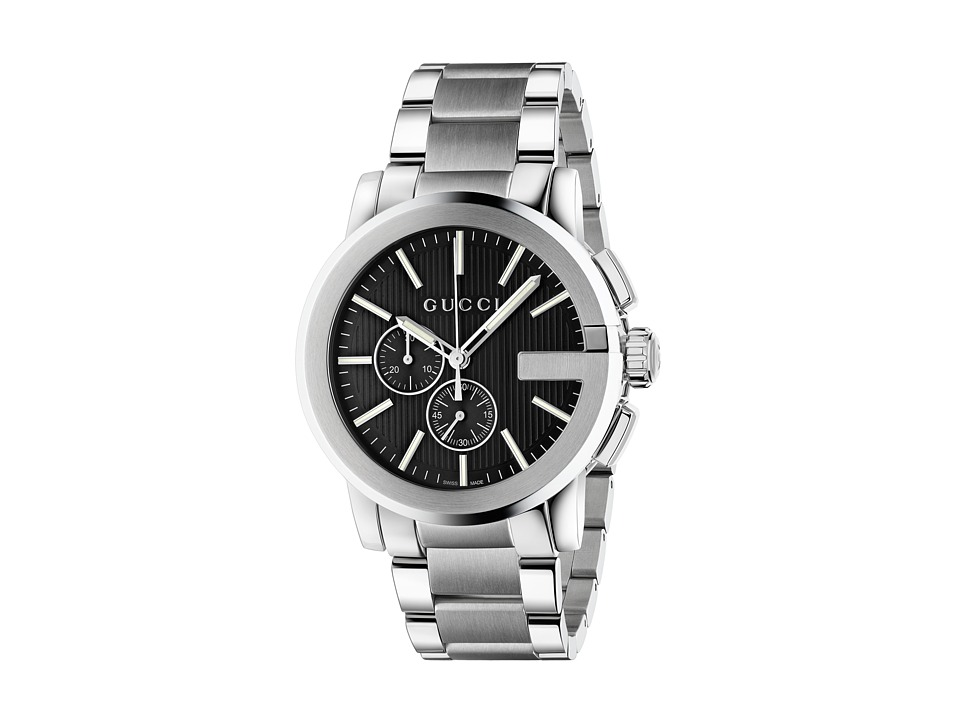 Gucci G Chrono 44mm Stainless Steel Watches