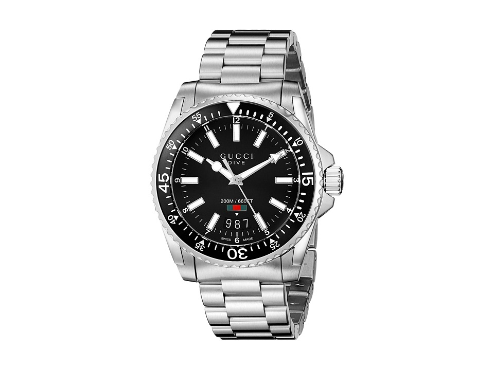 Gucci Dive 40mm Stainless Steel 1 Watches