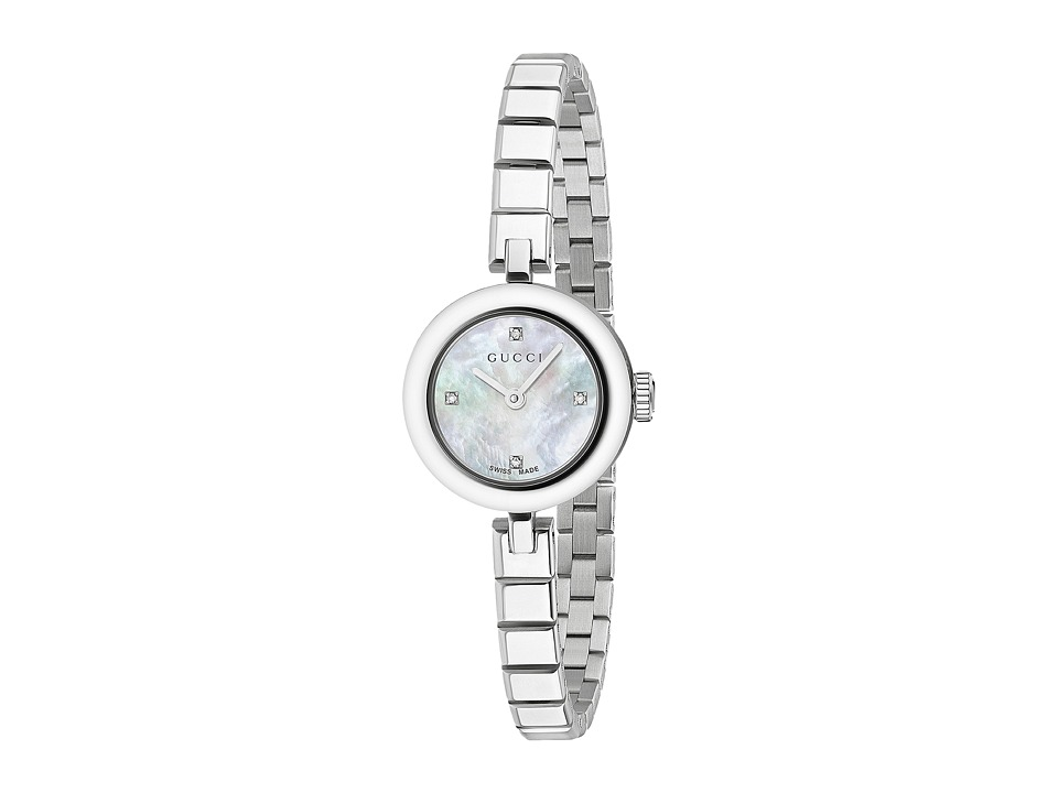 Gucci Diamantissima 22mm Stainless Steel Watches