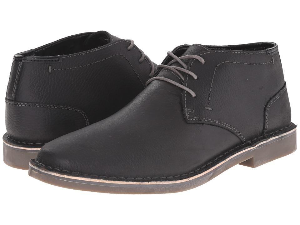 Kenneth Cole Reaction - Desert Sun PB (Black) Mens Lace-up Boots