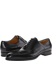 a. testoni - Liscia/Delave Oxford with Half Rubber Sole