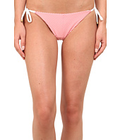 Vitamin A Swimwear - Natalie Miter Stripe Tie Side