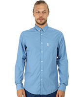 Ben Sherman - Long Sleeve End On End Woven MA10110A