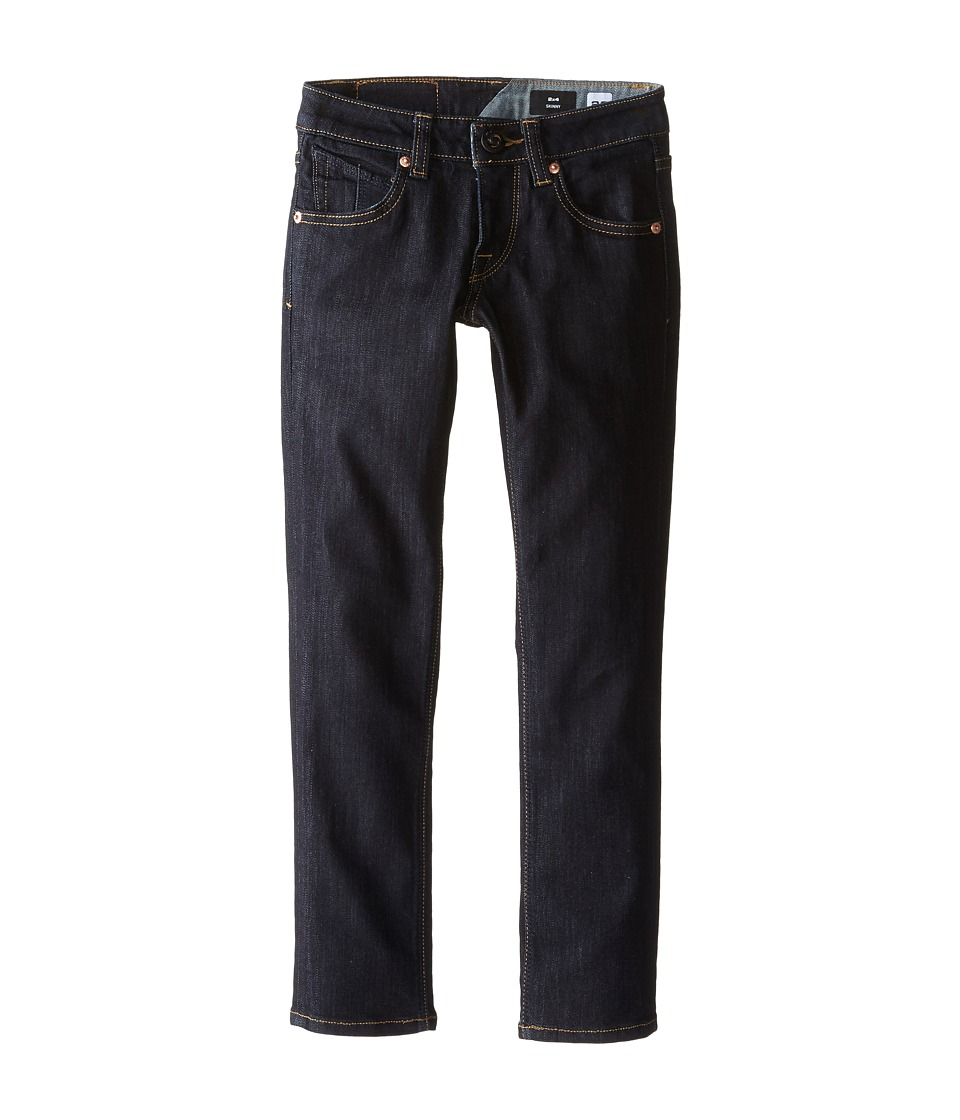Volcom Kids 2X4 By Denim Big Kids Rinse Boys Jeans