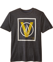 Volcom Kids - V Entry Short Sleeve Tee (Big Kids)