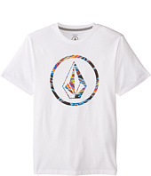 Volcom Kids - Parillo Stone Short Sleeve Tee (Big Kids)