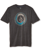Volcom Kids - Sprinklers Stone Short Sleeve Tee (Big Kids)