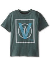 Volcom Kids - V Entry Short Sleeve Tee (Toddler/Little Kids)