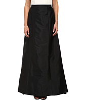 Adrianna Papell - Silky Taffeta Long Skirt