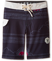 VISSLA Kids - Sunsets Boardshorts (Big Kids)