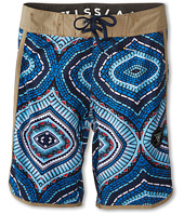 VISSLA Kids - Namibia Coast Boardshorts (Big Kids)