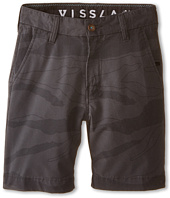 VISSLA Kids - High Tide Hybrid Walkshort (Big Kids)