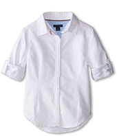 Tommy Hilfiger Kids - Classic Shirt (Little Kids)