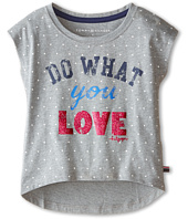 Tommy Hilfiger Kids - Do What You Love Graphic Tee (Little Kids)