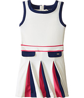 Tommy Hilfiger Kids - Color Blocked Pleated Dress (Little Kids)
