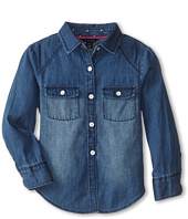 Tommy Hilfiger Kids - Denim Shirt (Little Kids)