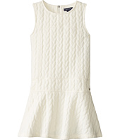 Tommy Hilfiger Kids - Drop Waist Flounce Dress (Little Kids)
