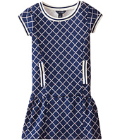 Tommy Hilfiger Kids - Printed French Terry Dress (Little Kids)