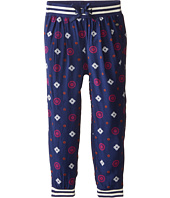 Tommy Hilfiger Kids - Rib Cuff Rayon Challis Pull On Pants (Little Kids)