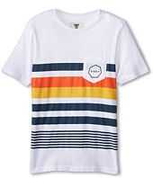 VISSLA Kids - Pinto Pocket Tee (Big Kids)