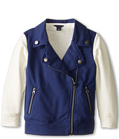 Tommy Hilfiger Kids - Knit Moto Jacket (Little Kids)
