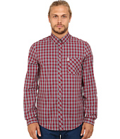 Ben Sherman - Long Sleeve Tartan Check Woven MA11355A